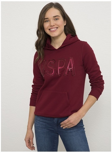 U.S. Polo Assn. U.S. Polo Assn.  Bordo Sweatshirt Bordo